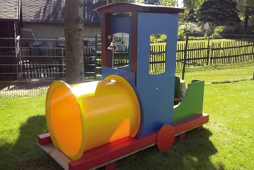 Stabiloflex Eisenbahn