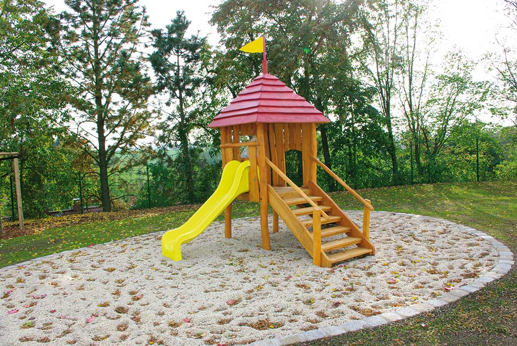 Kleinkindspielanlage