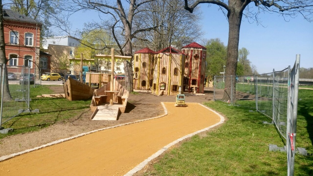 Spielplatz Schlobigpark